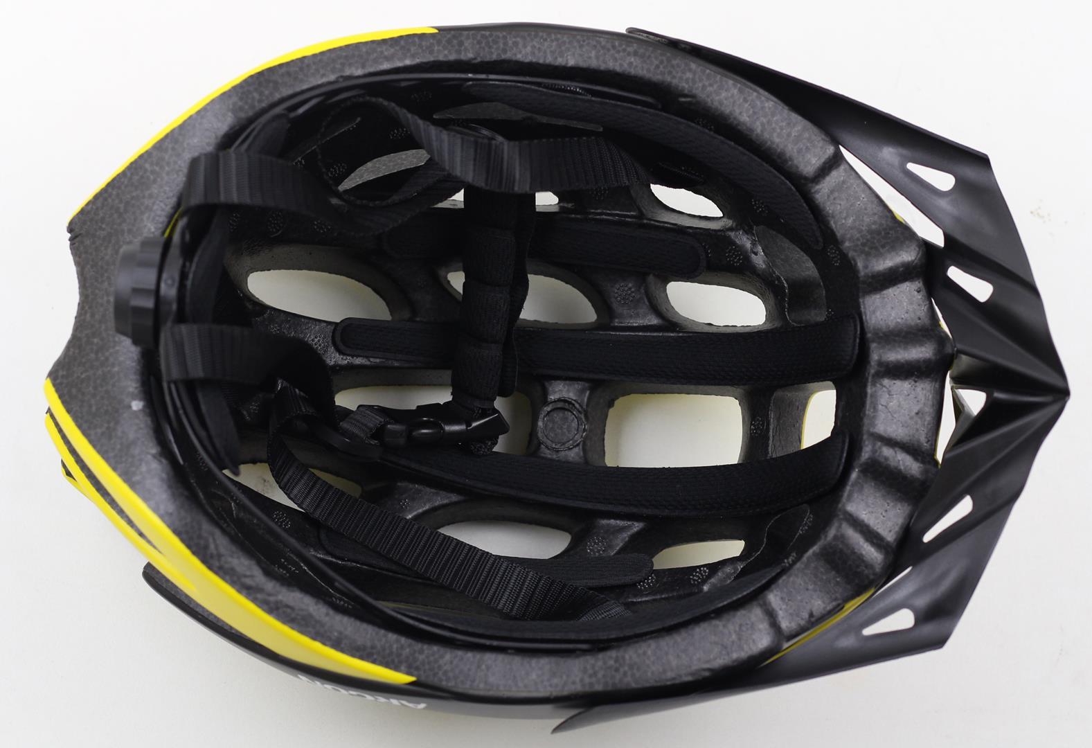 Capacete Bicicleta Argon WT-37 Com Viseira Tamanho M 54-57cm Speed ou MTB Várias Cores