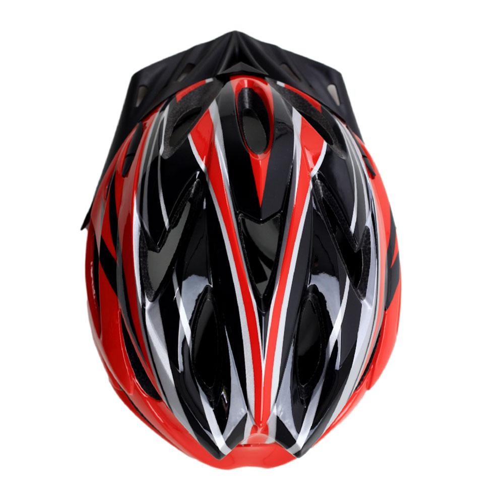 Capacete Bicicleta Vivuan WT-012 Tamanho L 57-61cm Speed ou MTB Led Sinalizador Cores