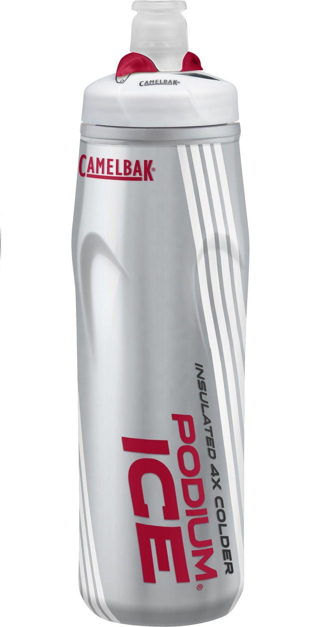 Caramanhola Térmica Camelbak Podium Ice 4x 620ml 4 Vezes Mais Térmica
