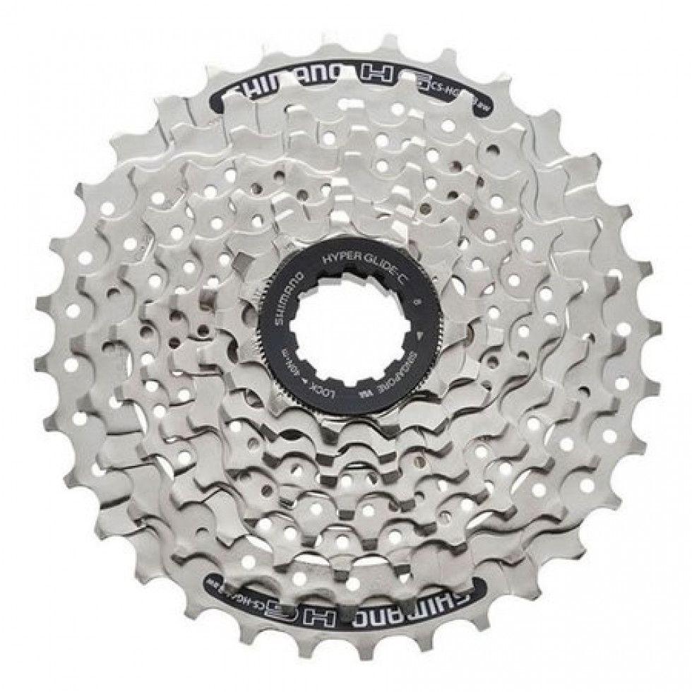 Cassete Bicicleta Shimano Alivio CS-HG41-8 11-30 dentes 8 Velocidades MTB ou Speed