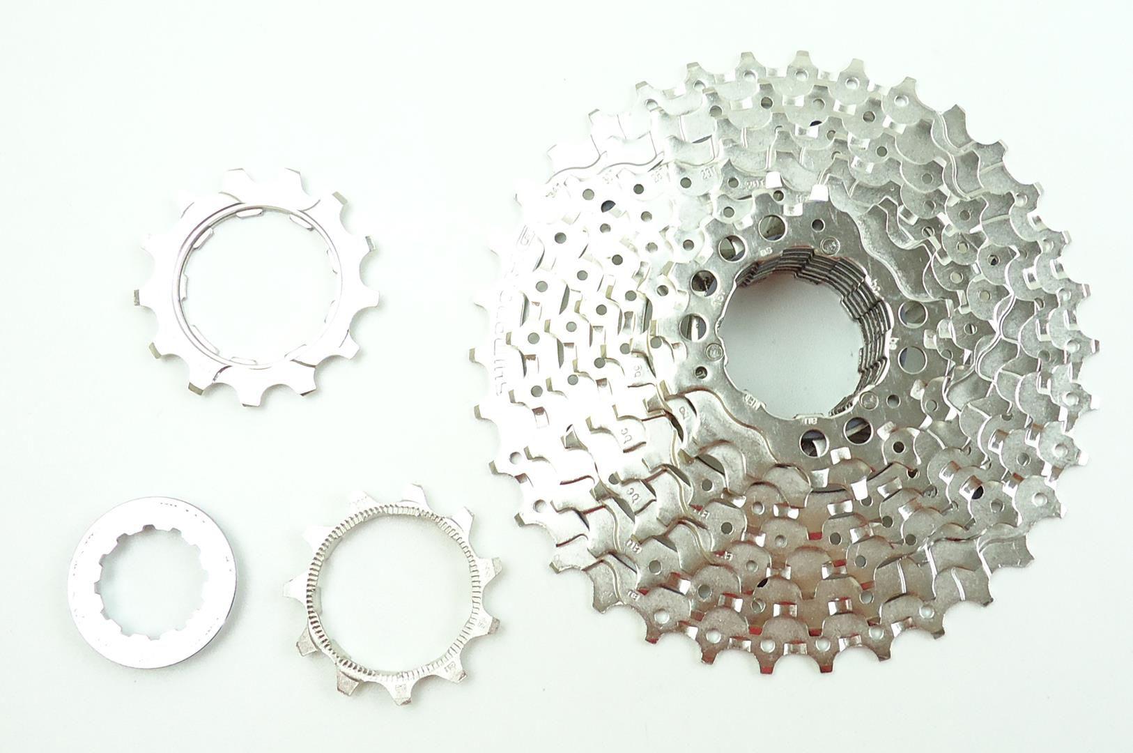 Cassete Bicicleta Shimano Alivio Hg400-9 11-34 dentes 27 Velocidades