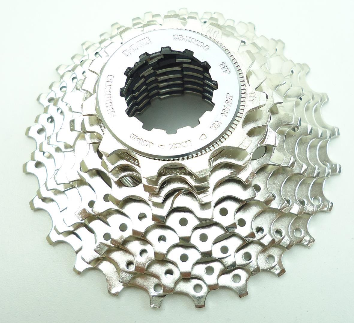 Cassete Bicicleta Speed Shimano Sora 11-25 HG50-9 9 Velocidades Road