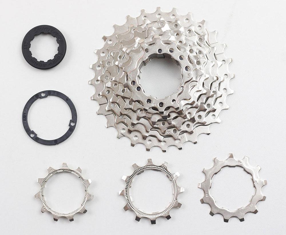 Cassete Bicicleta Speed Sunrace M96 11-28 9 Velocidades Padrão Shimano