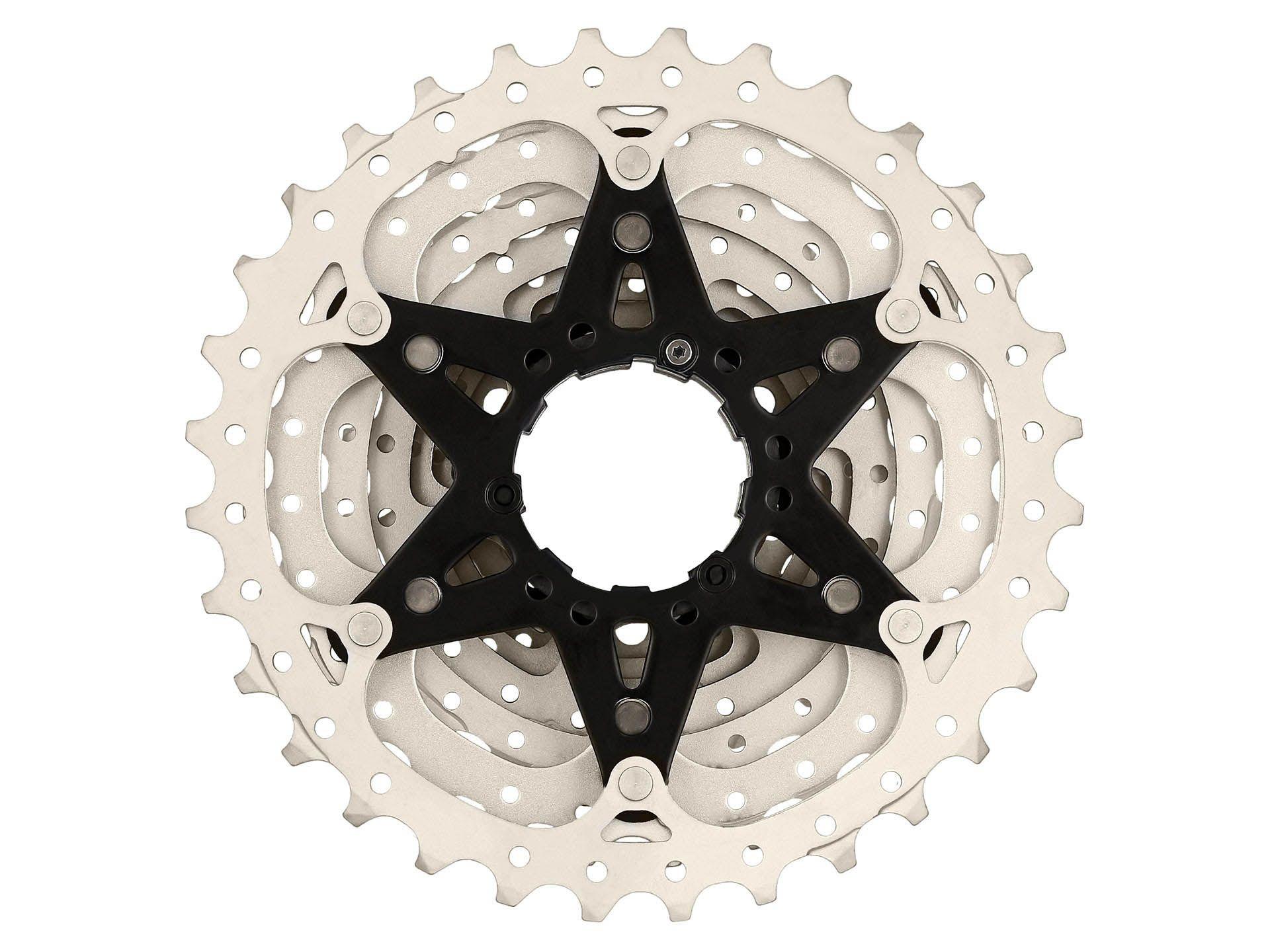 Cassete Bicicleta Speed Sunrace RS1 11-32 10 Velocidades Padrão Shimano