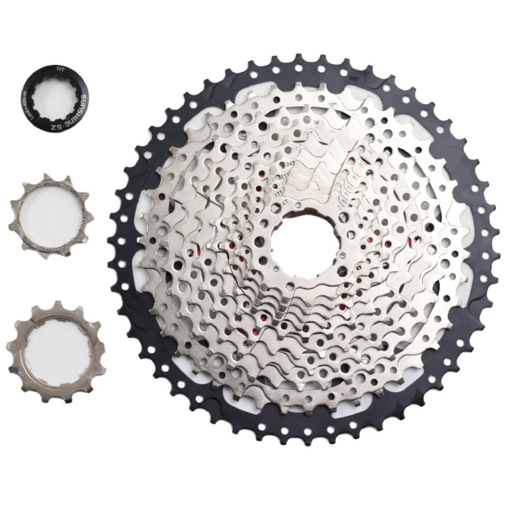 Cassete Bicicleta Sunshine 12 Velocidades 11-50 dentes padrão Shimano