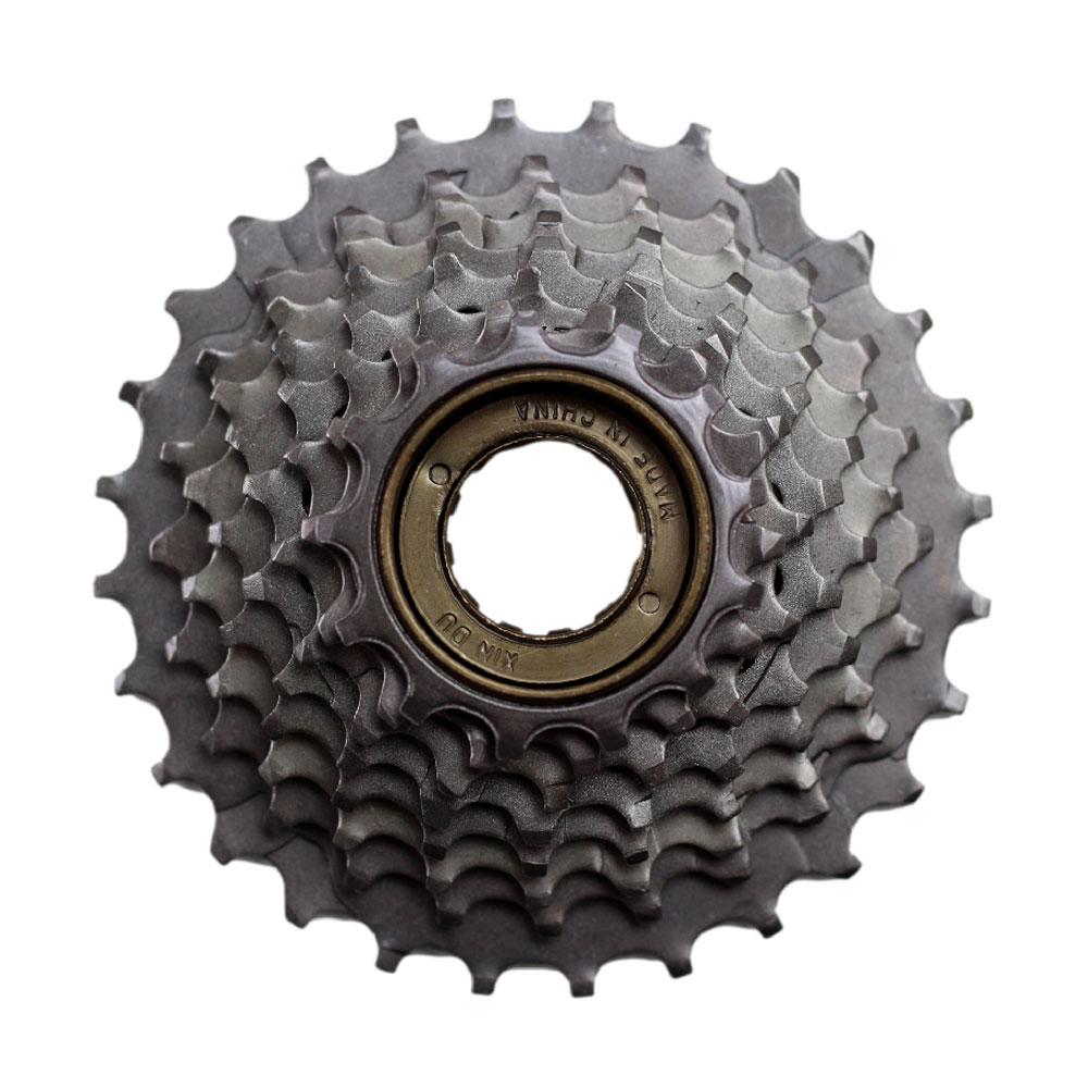 Catraca Roda Livre Bicicleta Index Xindu 8 velocidades 13-28 Dentes Bike Mtb