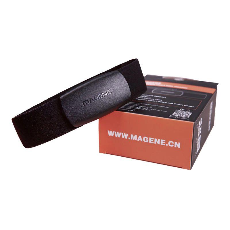 Cinta Cardiaca Magene Ant+ Bluetooth Serve Em Garmin Edge 520 820 1000 e Celulares