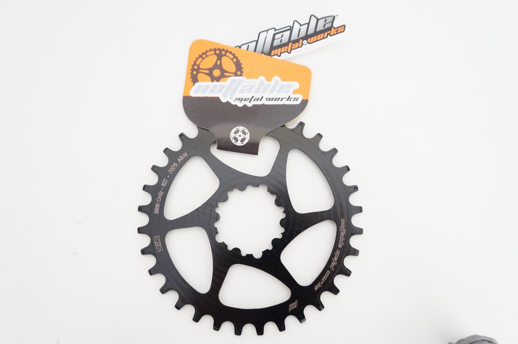 Coroa Bicicleta Nottable para Sram BB30 32t Direct Mount Para Uso 1x11