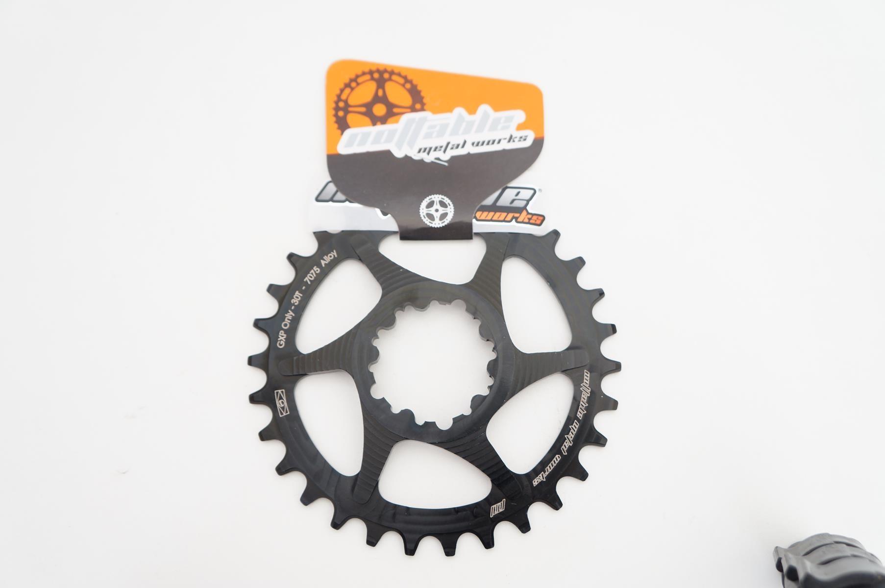 Coroa Bicicleta Nottable para Sram GXP 30t Direct Mount 6mm Off Set Para Uso 1x11