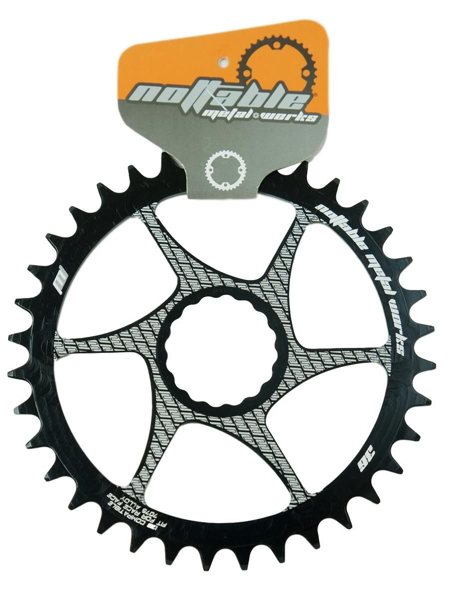 Coroa Bicicleta Nottable Race Face 30 32 34 36 38 dentes Direct Mount Cinch 3mm Off Set Boost Para Uso 1x11 1x12