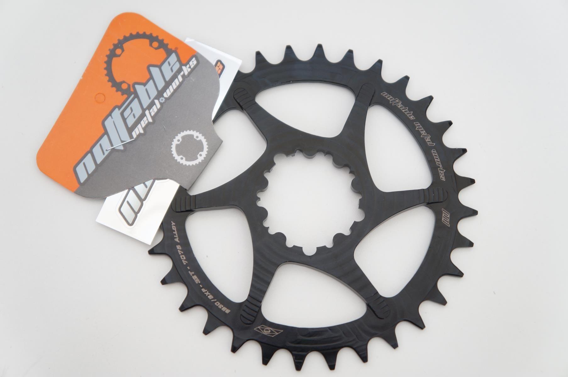 Coroa Bicicleta Nottable Sram 32t Direct Mount 3mm Off Set Boost Para Uso 1x11 1x12
