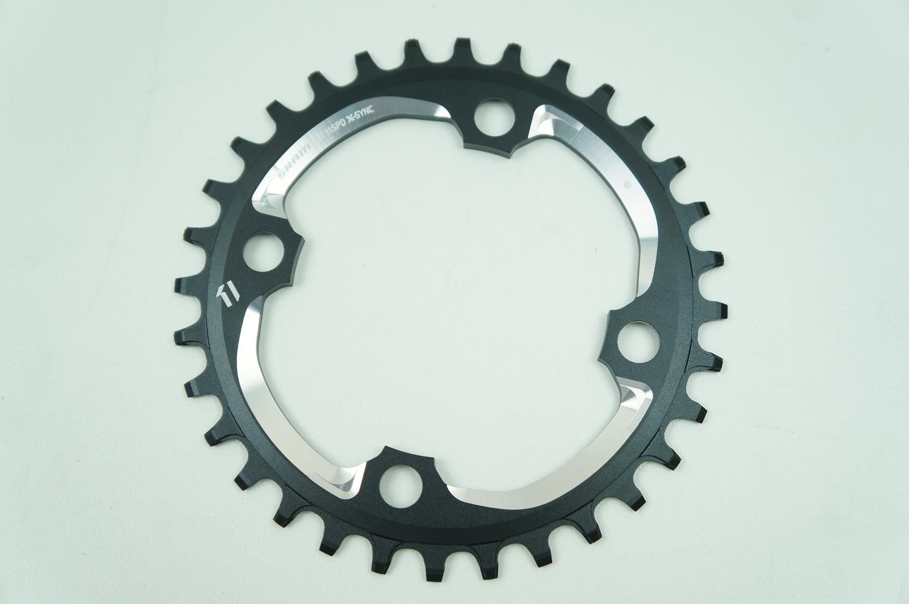 Coroa Bicicleta Sram 32 dentes BCD 94mm X-sync Para Uso 11v Narrow Wide