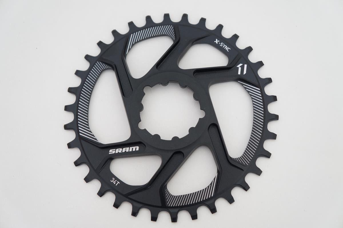 Coroa Bicicleta Sram Xx1 34t Direct Mount 0mm Off Set Para Uso 1x11 Mtb