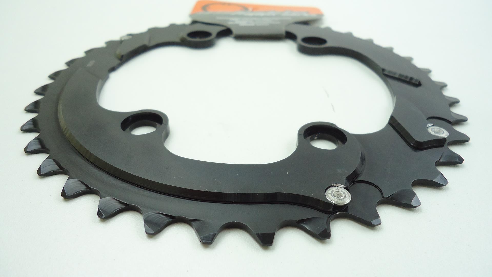 Coroa Dupla Mtb Nottable 34/36/38 dentes 2x11 Shimano XT M8000 SLX M7000 Deore M6000 MT500