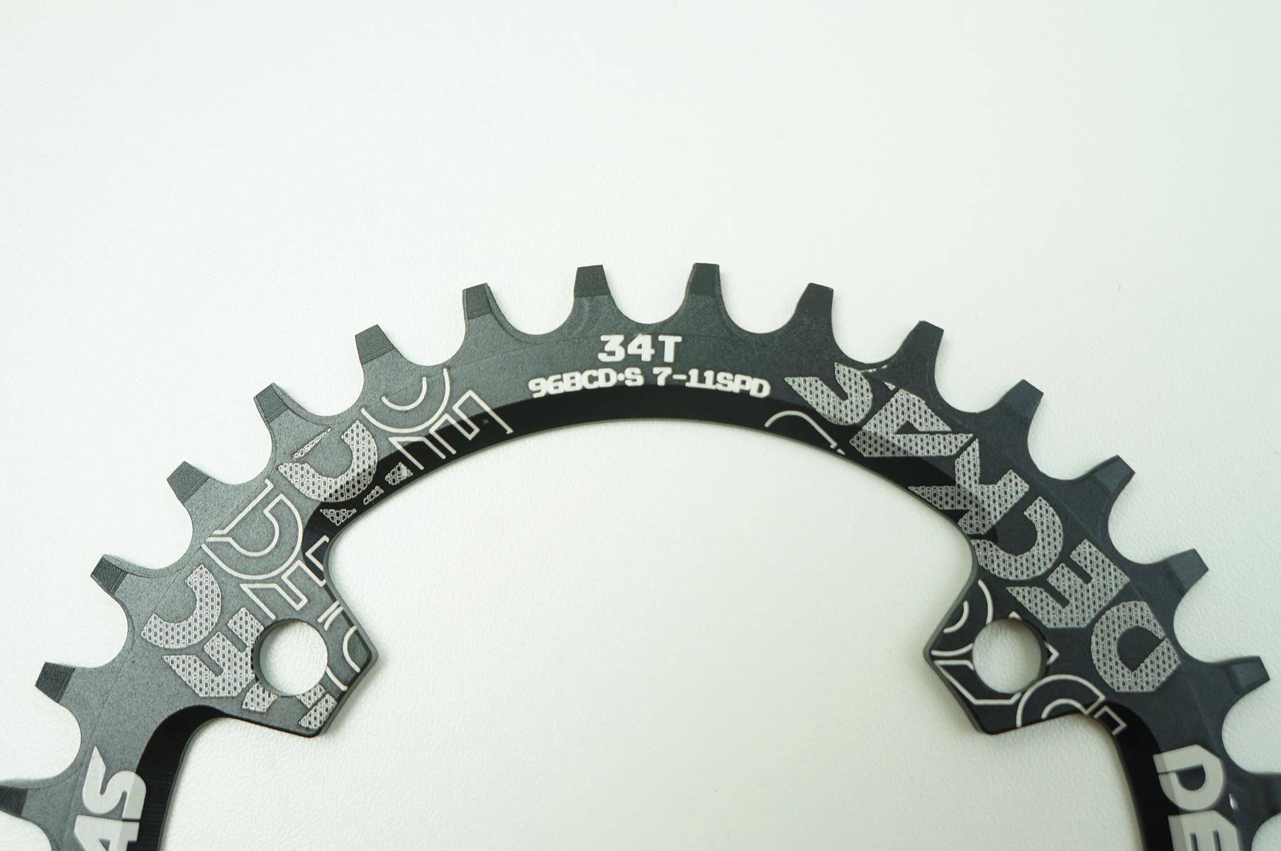 Coroa Unica Mtb Deckas 32 34 36 38 dentes Bcd 96mm Narrow wide Pedivela XT M8000 SLX M7000