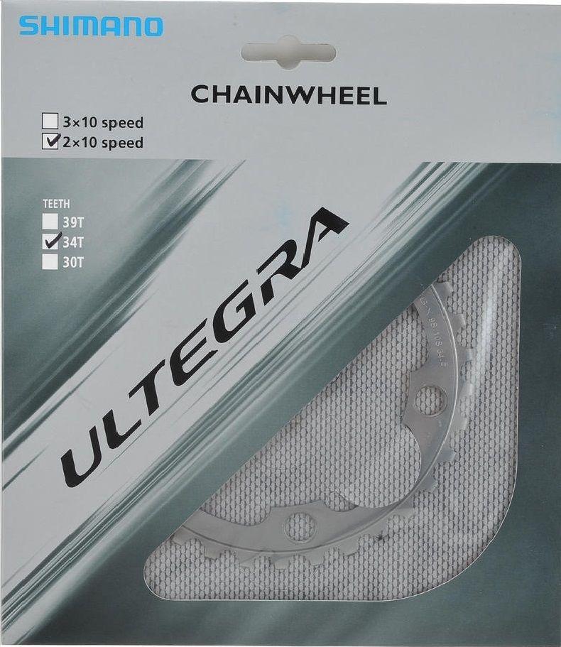 Coroa Speed Shimano Ultegra 6750 34t Bcd 110 10 Velocidades