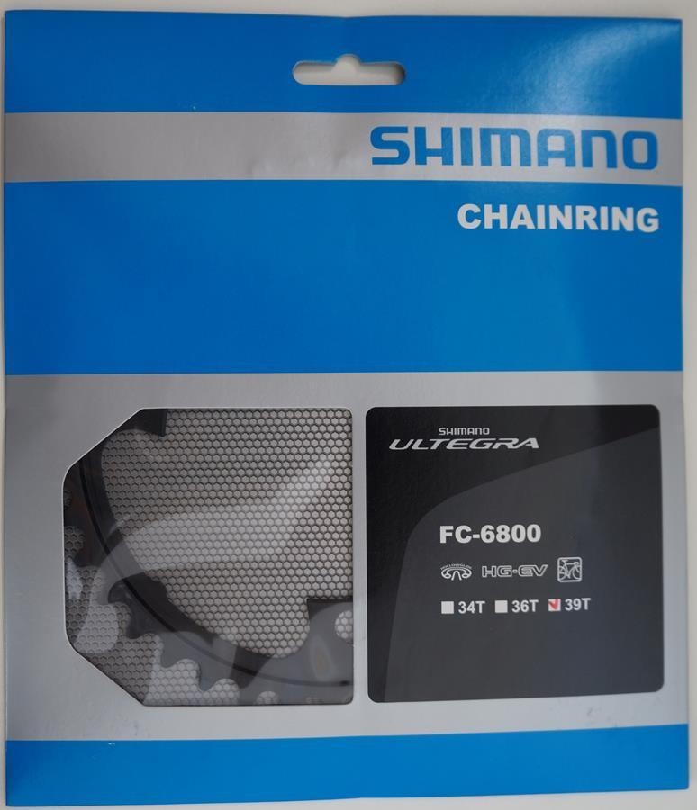 Coroa Speed Shimano Ultegra 6800 39t Bcd 110 11 Velocidades