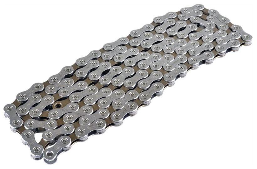 Corrente Bicicleta Shimano Deore HG54 10 velocidades 116 Elos Dyna Sys