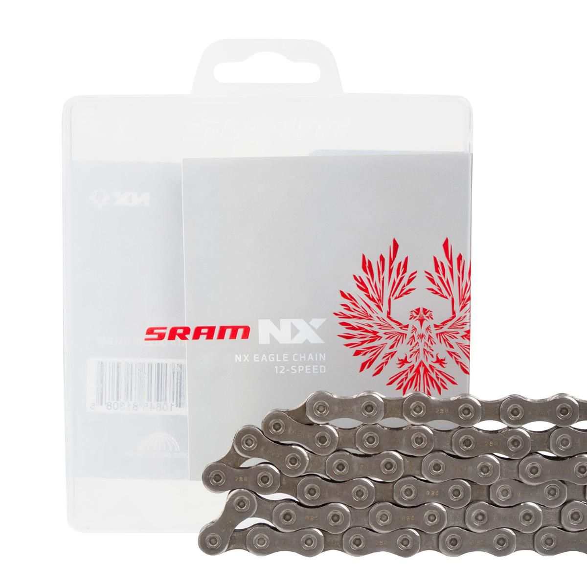 Corrente Bicicleta Sram NX Eagle 12v 126 Links para NX GX XX1 X01 Eagle