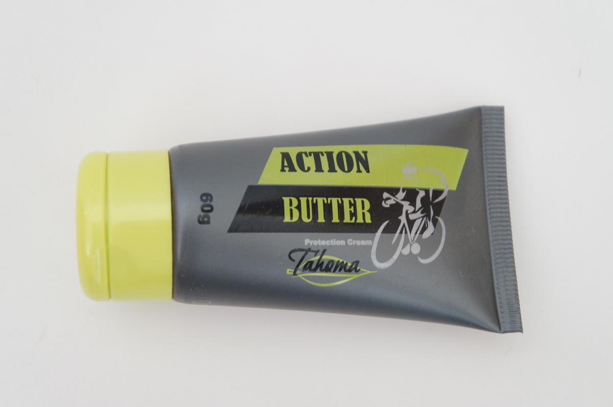 Creme Protetor Anti Atrito Action Butter 60g Para Ciclismo