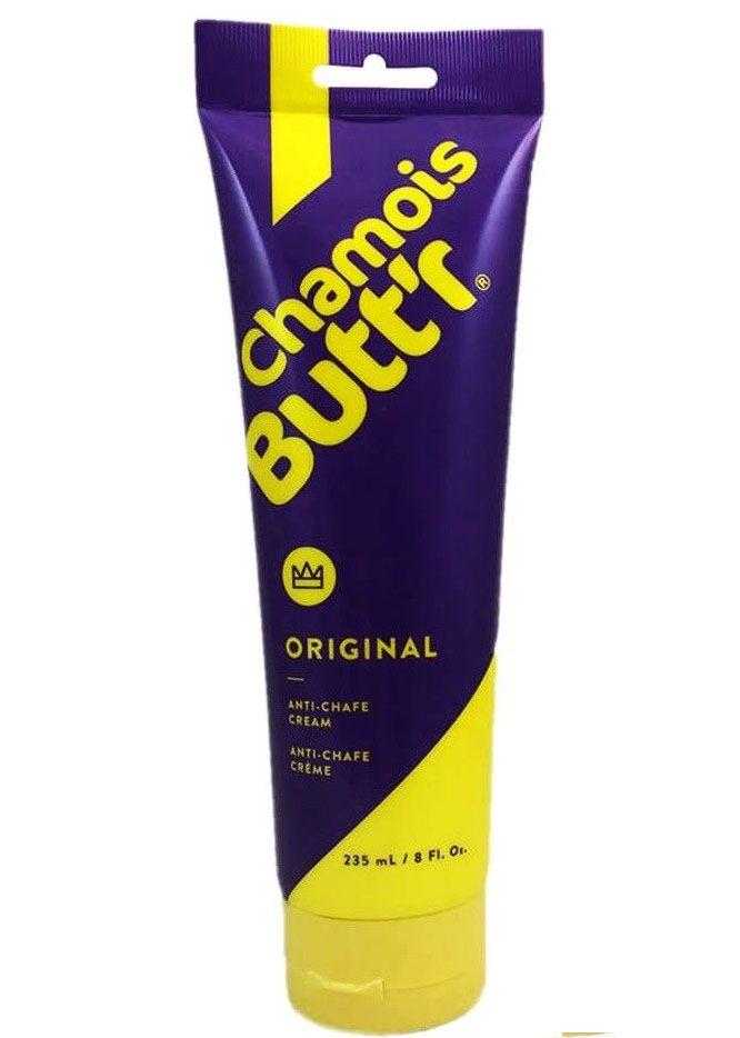 Creme Protetor Anti Atrito Chamois Butt'r 227g Para Ciclismo