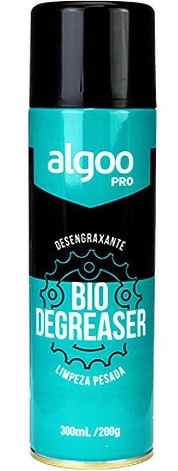 Desengraxante Algoo Bio Degreaser Spray 300ml para Limpeza Bicicletas