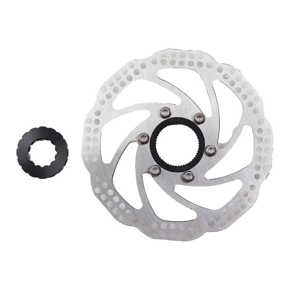 Disco De Freio Rotor GTS 160mm Para Freios à Disco Fixação Center Lock Padrão Shimano