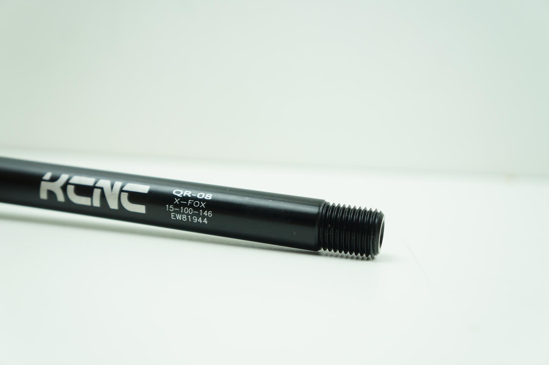 Eixo 15mm KCNC Passante Blocagem para Suspensões FOX Float 15x100mm