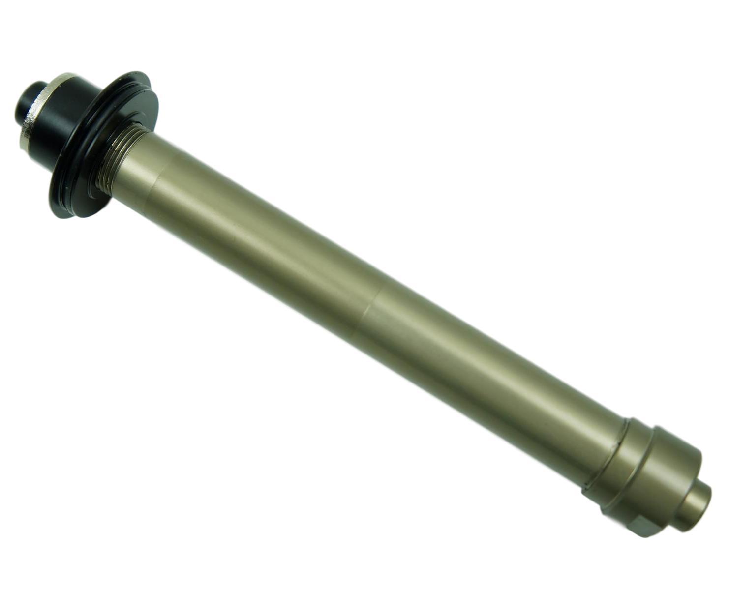 Eixo Traseiro Novatec 135x10mm Blocagem Simples Para Cubos D772SB D792SB