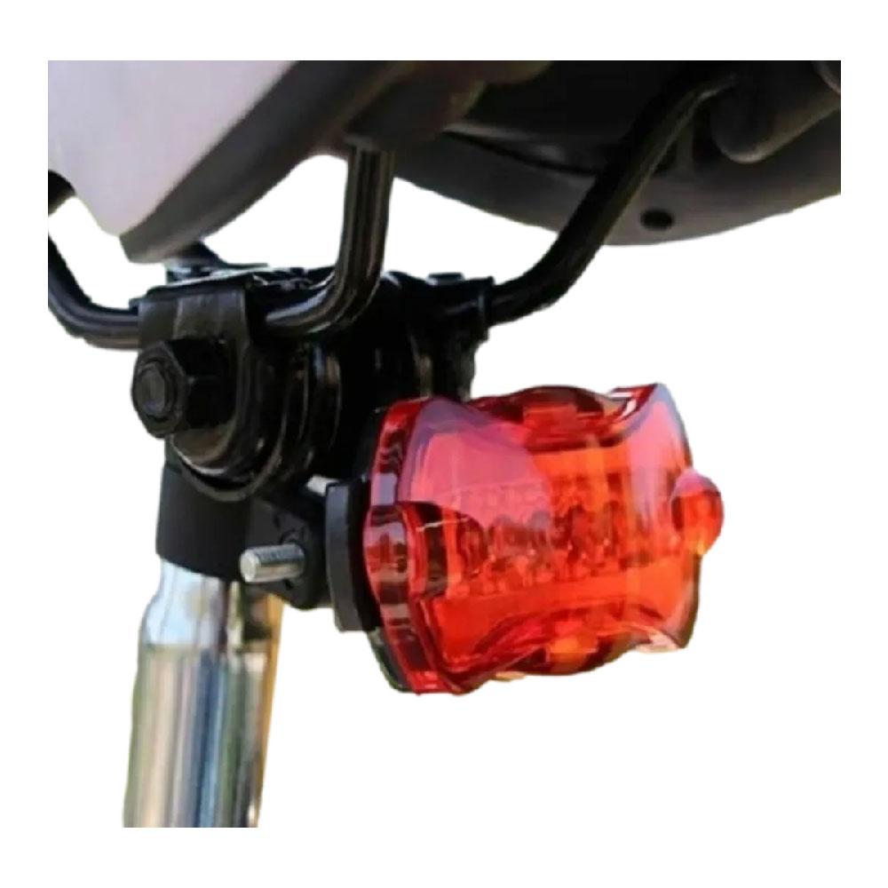 Farol para Bicicletas JWS WS-112W com Super Led Cree T6 Bateria Recarregável de 6 células