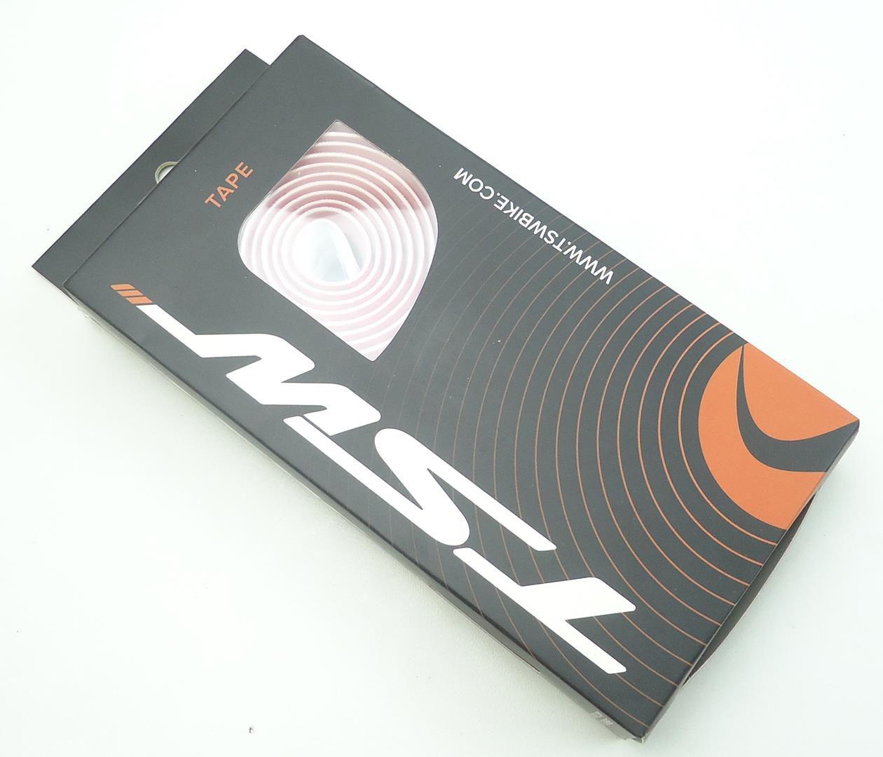 Fita de Guidão para Bicicletas Road Speed TSW Diversas Cores Microfibra