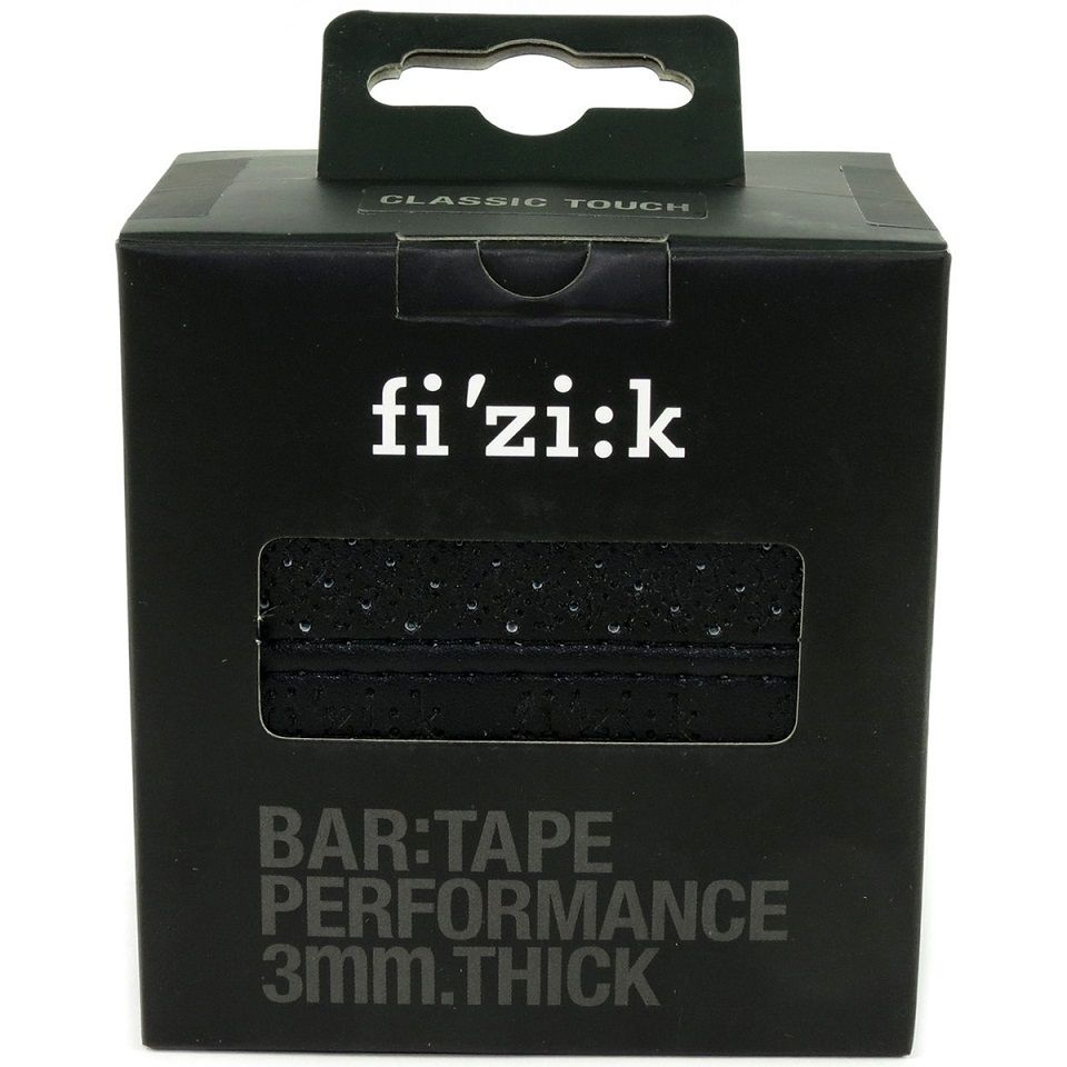 Fita para Guidão Speed Fizik Thick Performance 3mm Preta