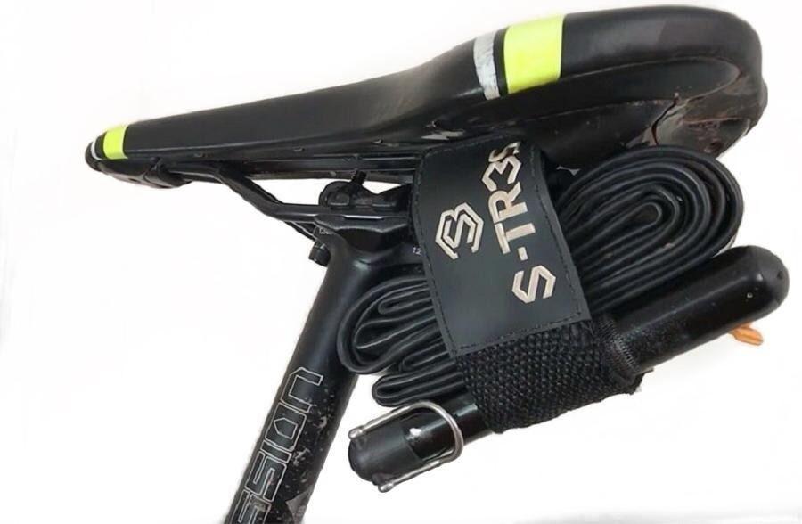 Fita Velcro Wrap Session para Prender Camara de Ar Bomba Co2 Espatula