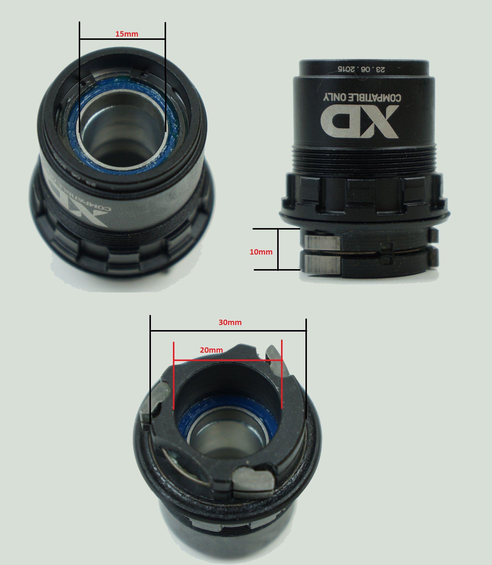 Freehub XD Driver Race Face Turbine para Sram 11v Xx1 X01 X1 Gx Eagle 12v