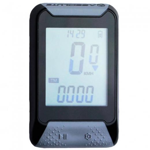 GPS Ciclocomputador para Bicicletas Absolute Nero Compatível com STRAVA