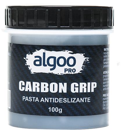 Graxa de Atrito Algoo PRO Carbon Grip Para Aperto Carbono Aluminio 100g