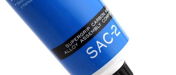 Graxa de Atrito Park Tool SAC-2 Fiber Grip Para Aperto Carbono Aluminio 113 gramas