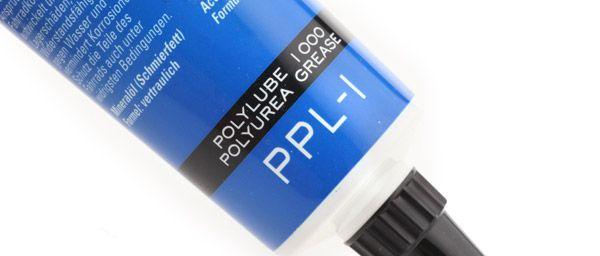 Graxa Park Tool  PPL-1 Polylube 112 gramas para Rolamentos Caixa de Direção Cubos e Partes Bicicleta