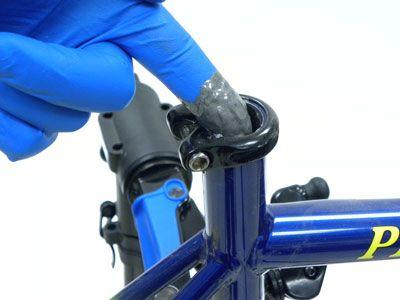 Graxa de Atrito Finish Line Fiber Grip Para Aperto Carbono Aluminio 450 gramas