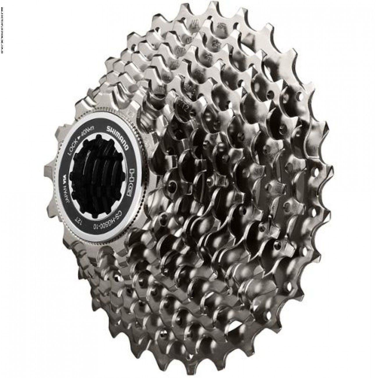 Grupo Bicicleta Speed Shimano Tiagra 4700 5 peças 12-28 Road 10 velocidades