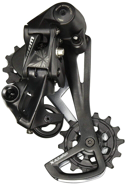 Grupo Bicicleta Sram GX Eagle 4 Peças 12 velocidades 1x12 Cassete 10-50 Mtb Xx1