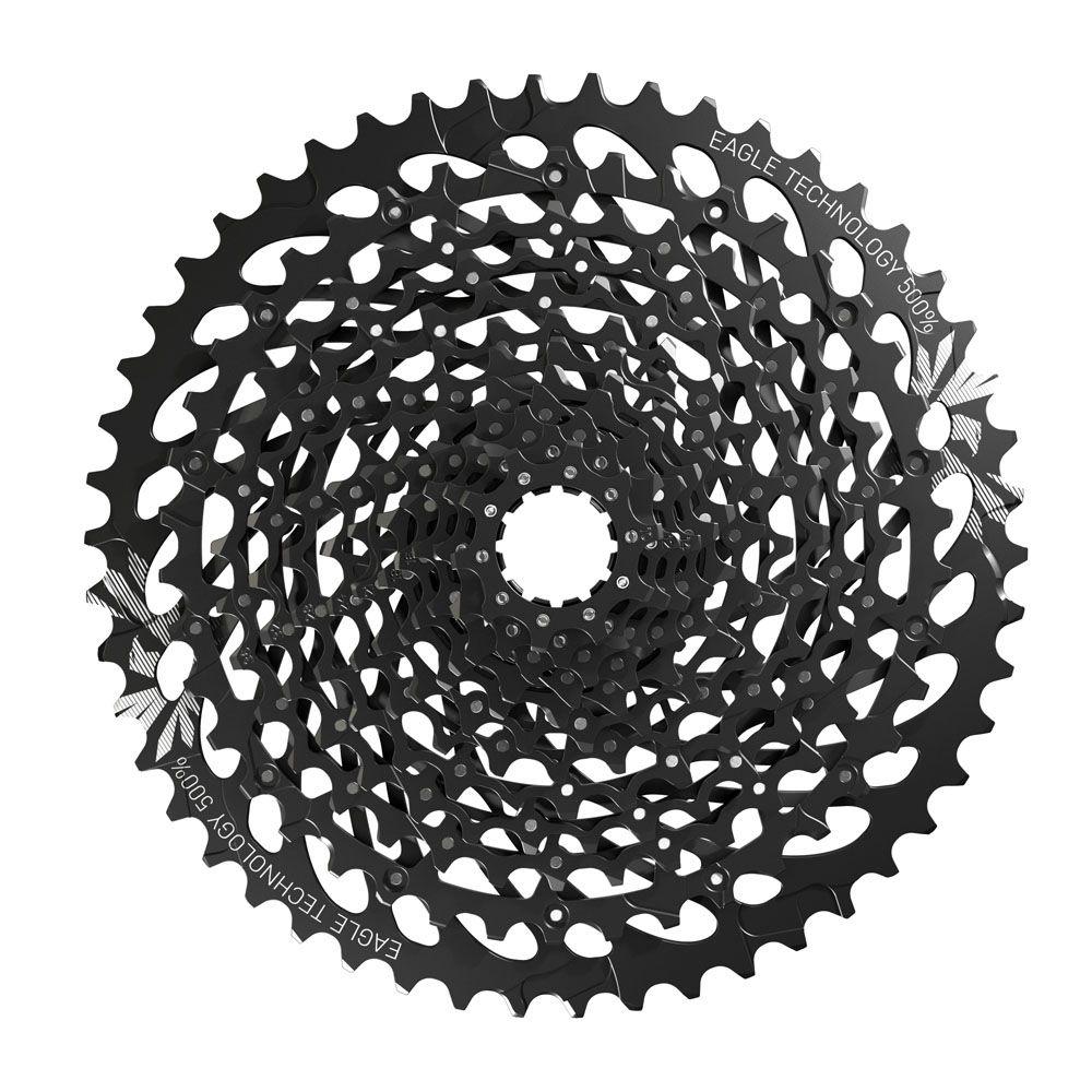 Grupo Bicicleta Sram Gx Eagle 4 Peças 12v 1x12 Cassete 10-50 Mtb Xx1
