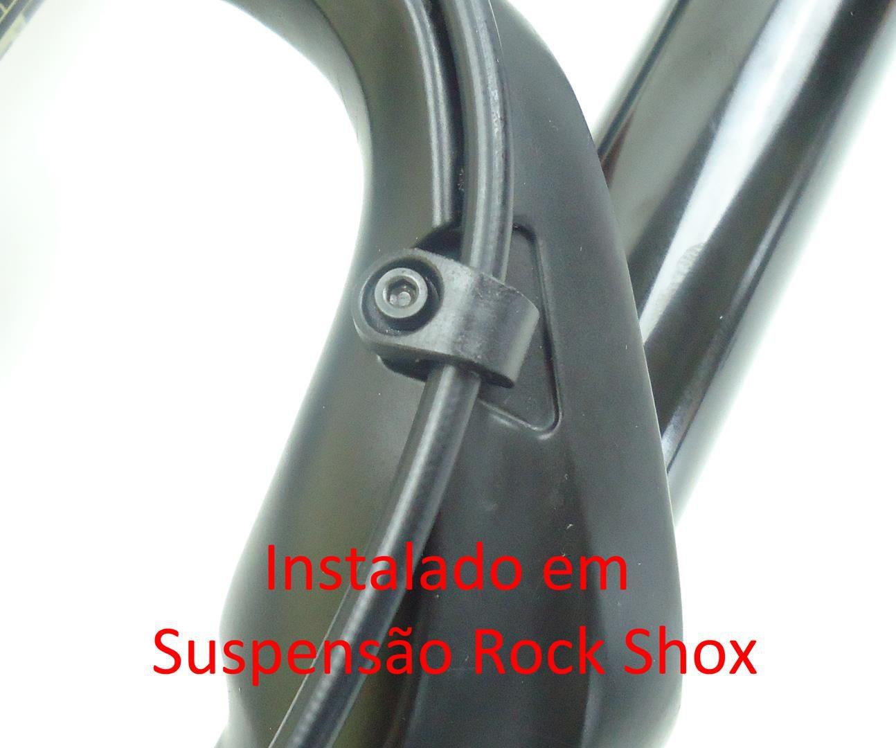 Guia de Cabo Freio para Suspensão Rock Shox FOX Suntour RST