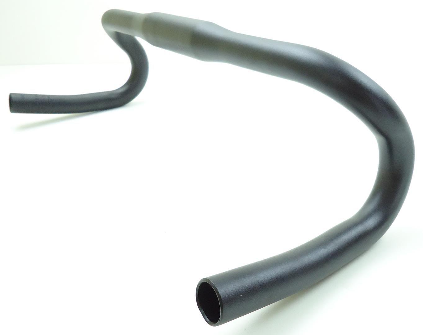 Guidão Aluminio Speed First 420mm 31.8mm Preto em Alumínio 6061