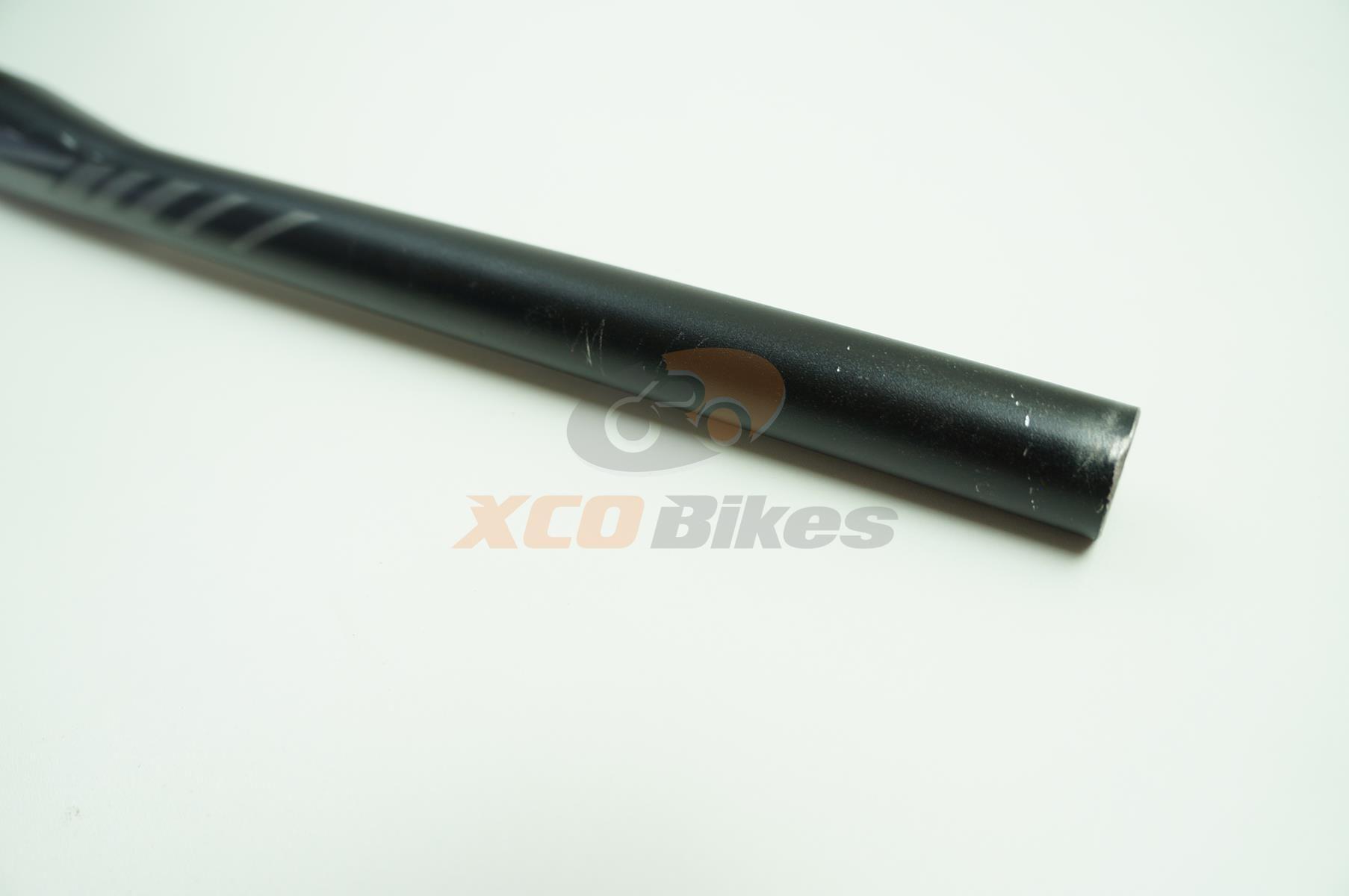 Guidão Bike Mtb Specialized Alumínio 660mm 31.8 Reto Preto Super Leve 210g - USADO