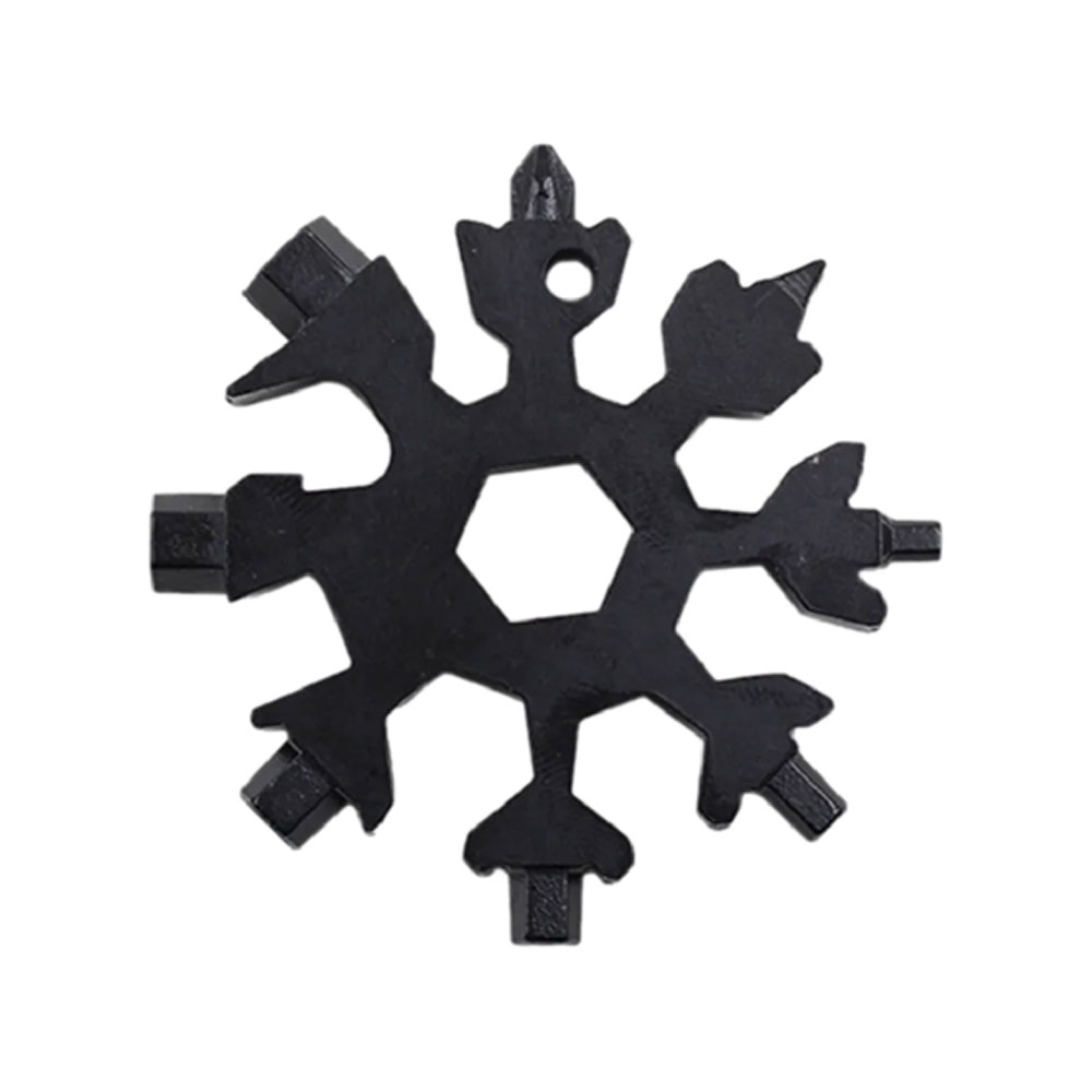 Kit Chave Corrente Extrator de Cassete e Chave Canivete Multifunções 18 Funções