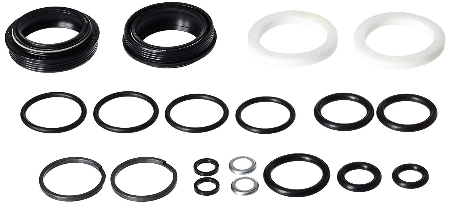 Kit De Retentores E Orings Para Suspensões Rock Shox 32mm