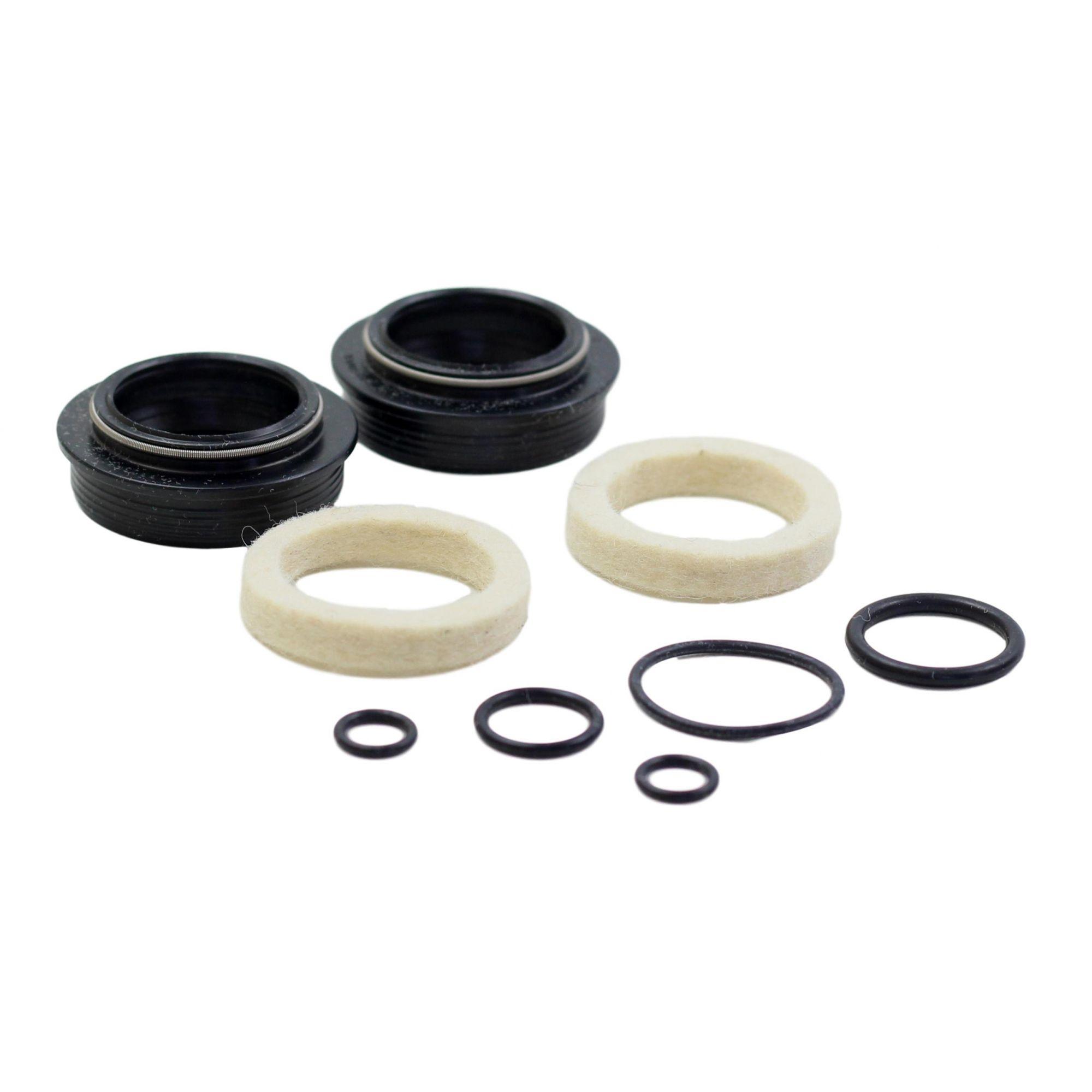 Kit De Retentores Proshock Vedação Basica Para Suspensões Onix Ultra 28mm