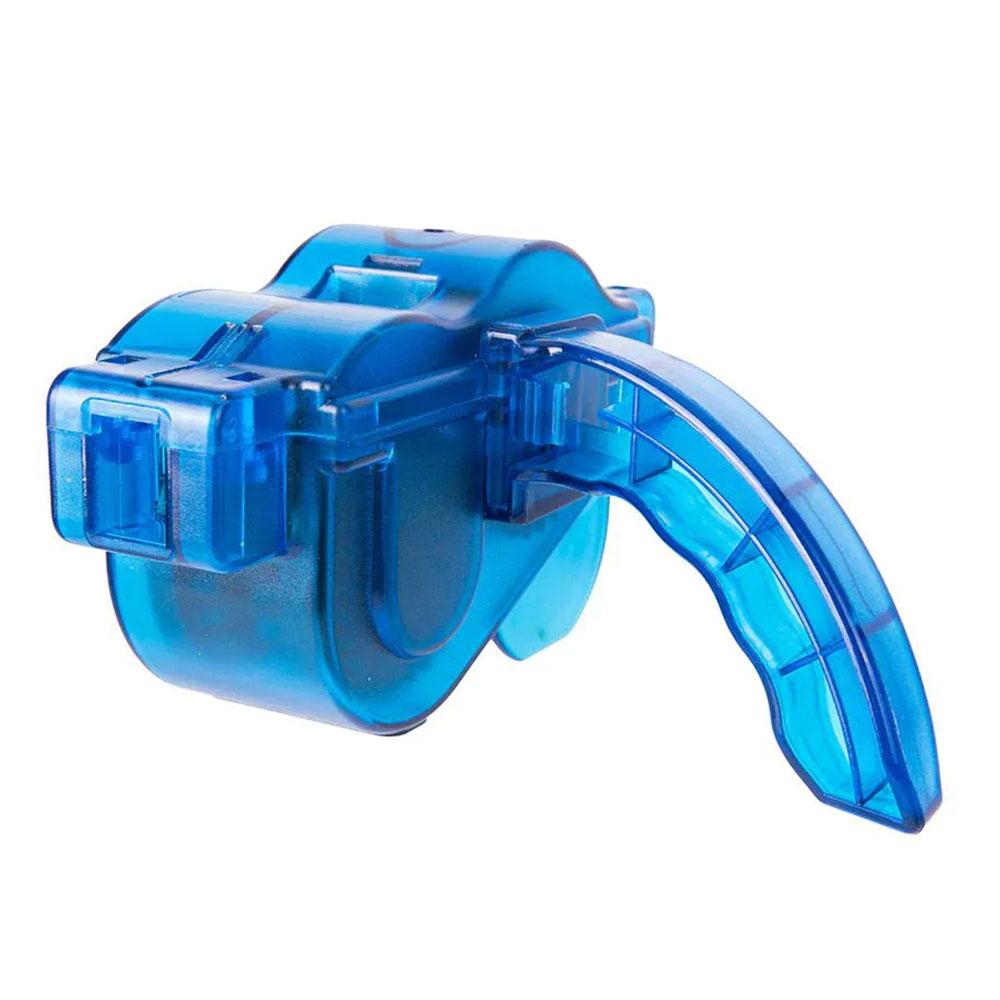 Kit Limpeza 6 pçs + Maquina de Limpar Corrente Chain Cleaner + Desengraxante Citrus Algoo 1 Litro