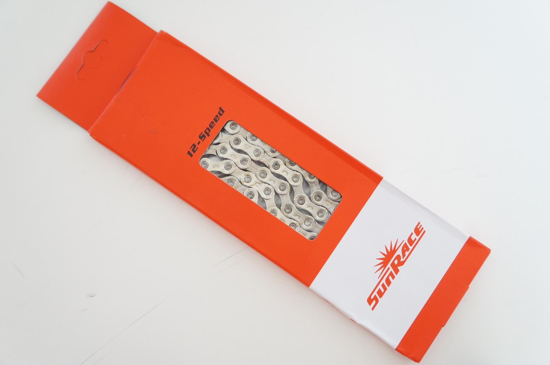 Kit Sunrace 2x10 Pedivela 36-22 + Cassete 11-42 + Corrente 10v com Power link
